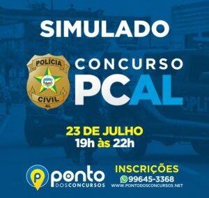 SIMULADO PCAL
