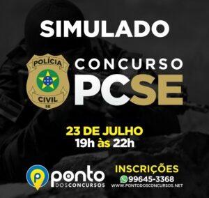 SIMULADO PCSE