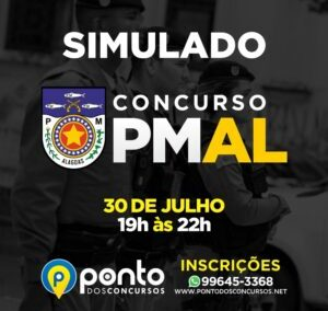 SIMULADO PMAL
