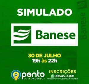 SIMULADO BANESE